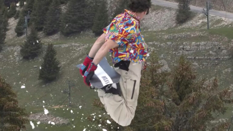 Pro Snowboarders Try Every Grab That Ever Existed & Invent Some New Ones