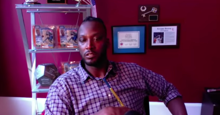 Kwame Brown's new internet stardom, explained