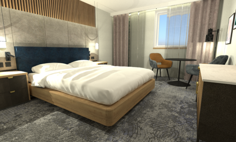 Leaf Hospitality wins DoubleTree by Hilton Sheffield City contract | Article