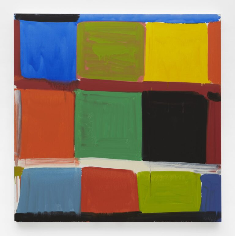 Stanley Whitney's Improvisatory Approach to Abstraction