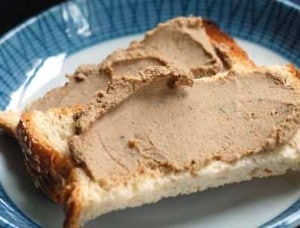 Chicken Liver Mousse Pate | Listen To Your Gut