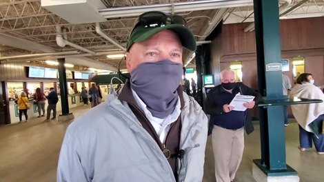 Rusty Arnold Enjoys Back-to-Back Wins at Keeneland – Video –