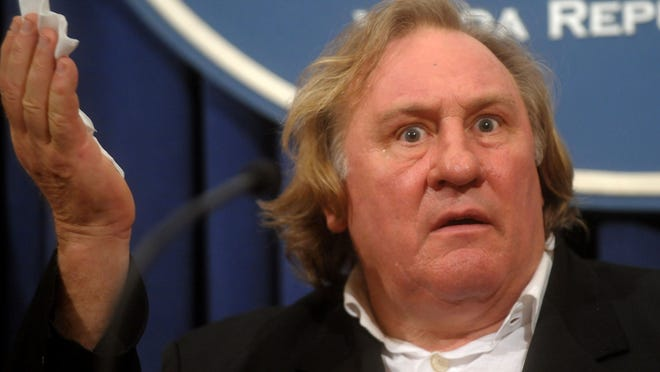 Actor Gerard Depardieu charged with rape stemming from 2018 Paris case