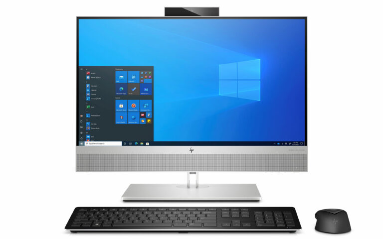 HP's latest all-in-one comes with AI noise reduction