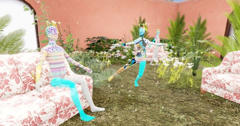 gucci celebrates 100th anniversary with interactive virtual garden experience on roblox