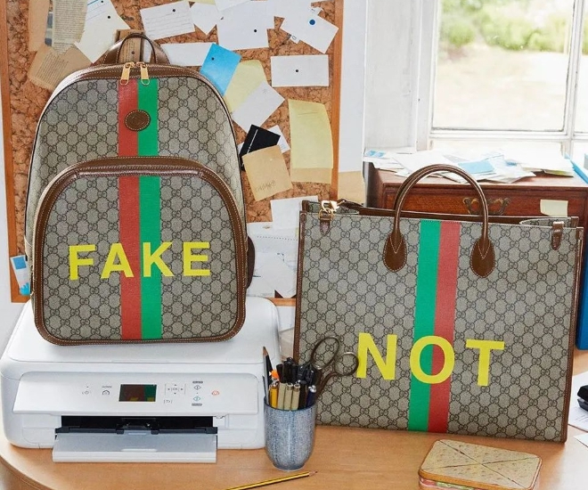 Gucci and Facebook File Joint Lawsuit