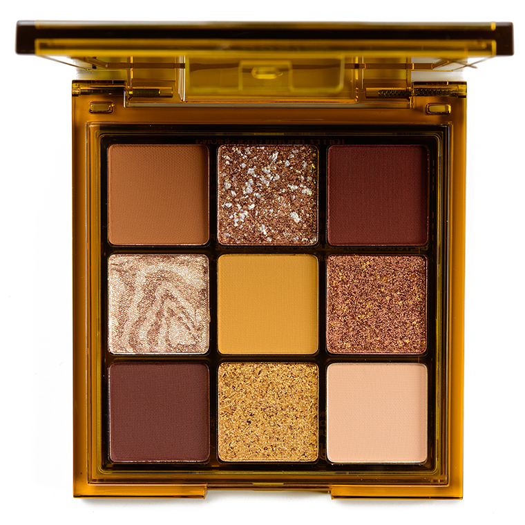Huda Beauty Toffee Brown Obsessions Eyeshadow Palettes Review & Swatches