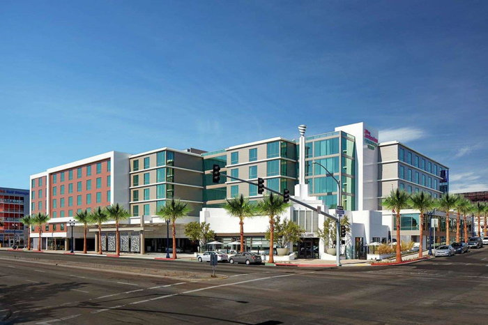 Dynamic City Capital Acquires Two Hilton Branded Downtown San Diego Hotels