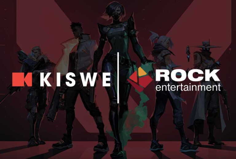 Rock Entertainment and Kiswe team up to localise esports events in APAC
