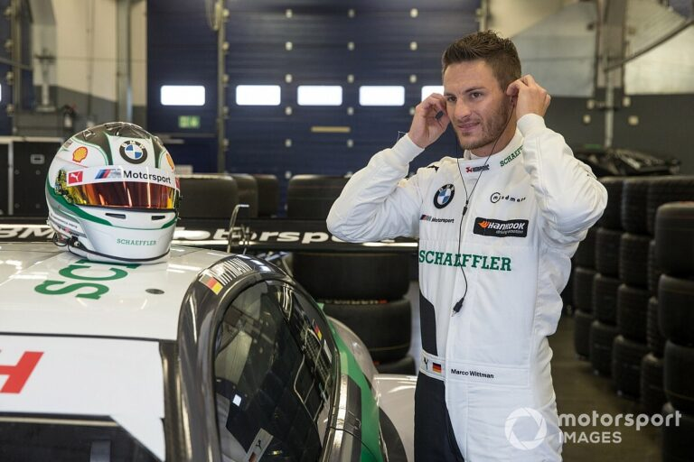 BMW star Marco Wittmann remains in DTM with Walkenhorst