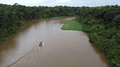 Brazil: Vaccinating the Amazon against Covid