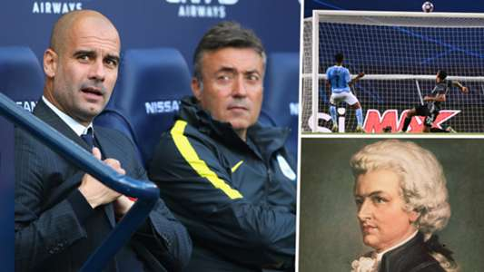 'Sterling missed an open goal!' – Torrent defends Guardiola's Champions League record & calls him 'a genius like Mozart'