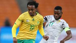 South Africa v Ghana Match Report, 25/03/2021, Africa Cup of Nations Qualification