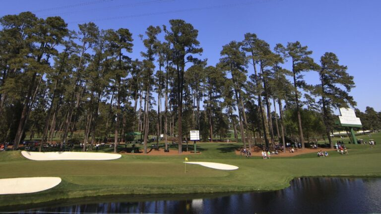 Masters chairman Fred Ridley attuned to golf distance study, says changes possible while maintaining course integrity