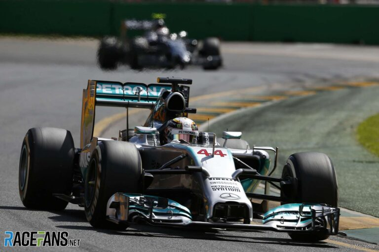 """Fear of rules change led Mercedes to run dominant 2014 engine in """"idle mode"""" · RaceFans"""