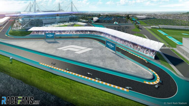Breakthrough expected in bid for F1's first Miami Grand Prix · RaceFans