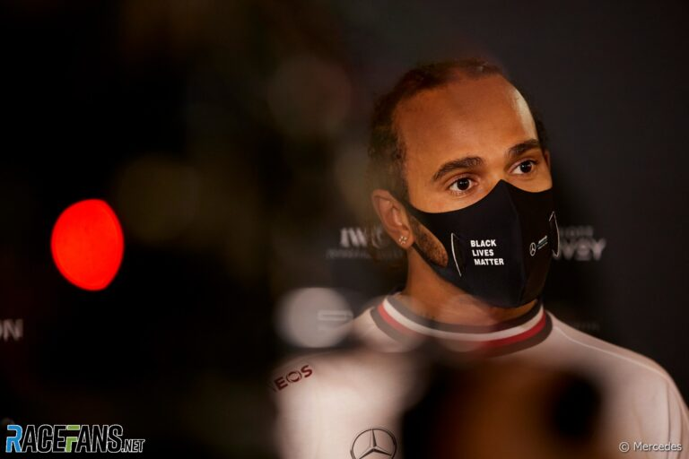 Hamilton's one-year deal shouldn't excite those hoping he'll retire soon · RaceFans