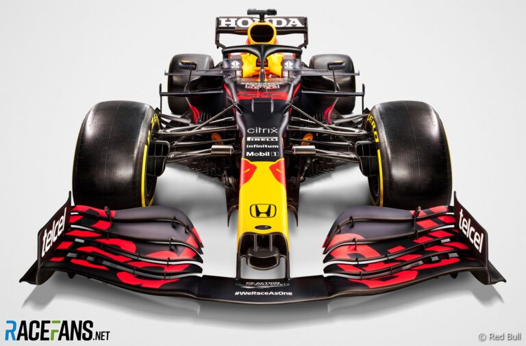 Red Bull must pick up where they left off to take the fight to Mercedes with new RB16B · RaceFans