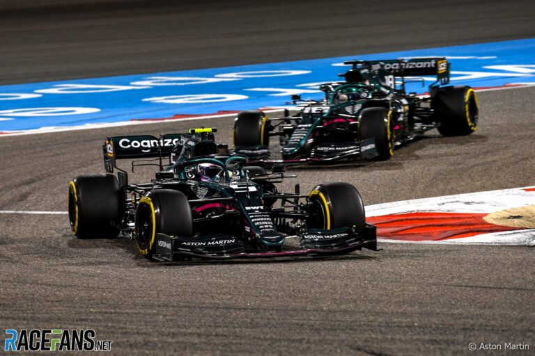 """Aston Martin to begin """"clawing back the deficit that was imposed on us"""" · RaceFans"""