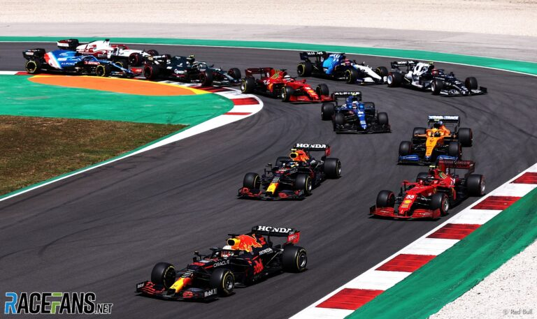 Vote for your 2021 Portuguese GP F1 Driver of the Weekend