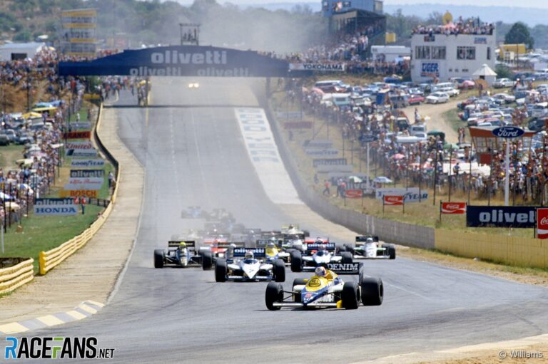 """Lack of a GP in Africa is """"just wrong"""" says F1's race promotion director · RaceFans"""