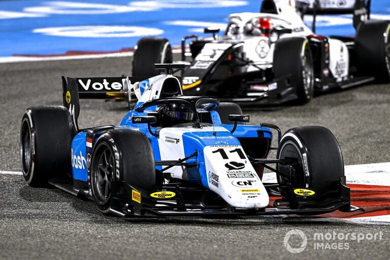 """Verschoor """"working ass off"""" to secure F2 future with MP"""