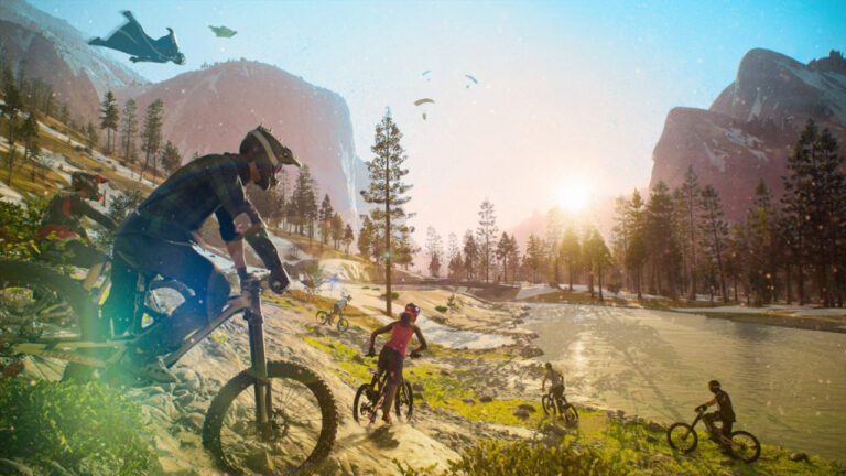 Get Excited With 15-Minutes of Gameplay From Rider's Republic