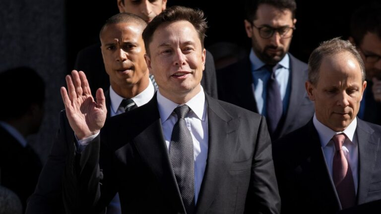 Elon Musk's Awful Tweets Are The Subject Of Yet Another Lawsuit