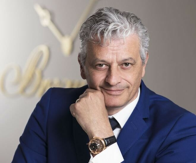 Swatch Group Veteran, Lionel a Marca To Take CEO Position of Breguet