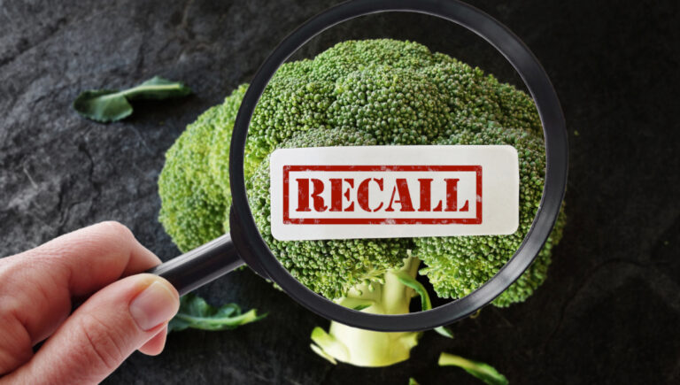 Study shows recall-associated outbreaks have more illnesses