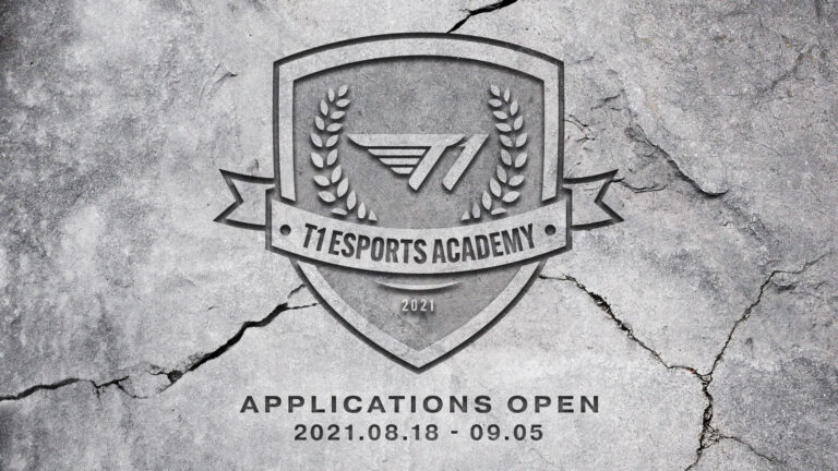T1 launches new esports academy