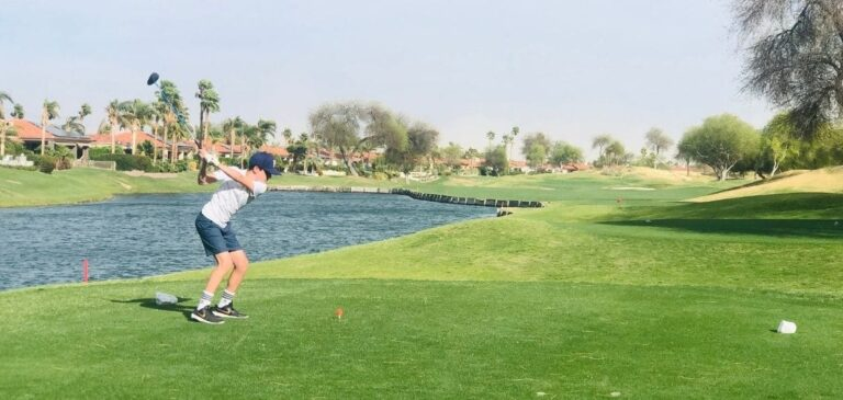 My Son Course Corrected—and Rediscovered His Love of Golf