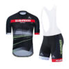 Cycling Jersey Set Summer Short Sleeve Bicycle Clothing