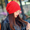 Cotton hooded cap cotton casual hat