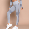 Buttock seamless yoga suit