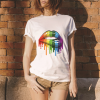 Painted Lips T-Shirt