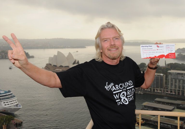 Virgin Galactic to launch Richard Branson on July 11, aiming to beat Jeff Bezos to space