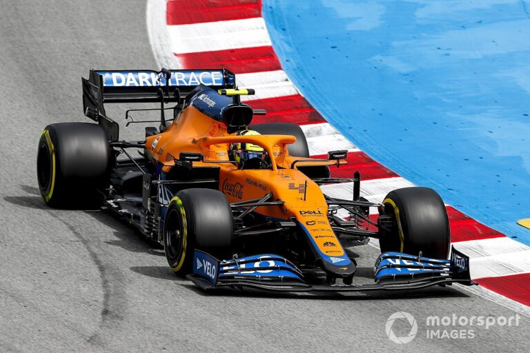 """McLaren has """"clear goal"""" to improve F1 qualifying"""