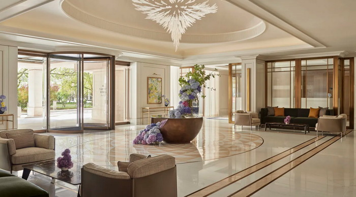 Are We Approaching the Death of the Hotel Lobby?