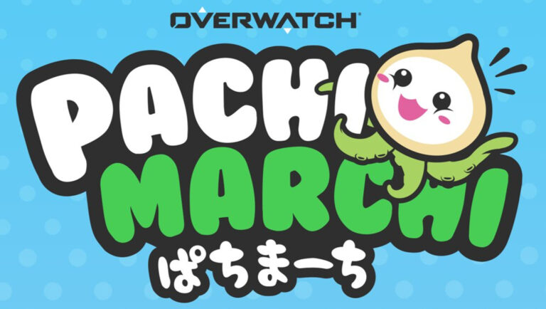 Who is Pachimari? The vegetable that took Overwatch by storm