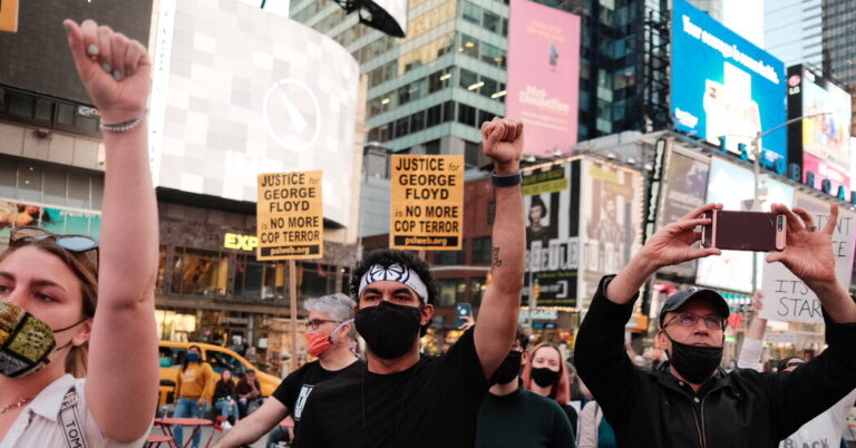How New Yorkers Reacted to the Guilty Verdict in the Derek Chauvin Trial