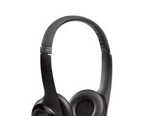 Logitech USB Headset H390 with Noise Cancelling Mic -