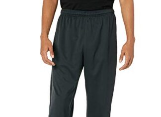 Hanes Sport Men's X-Temp Performance Training Pant with Pockets -