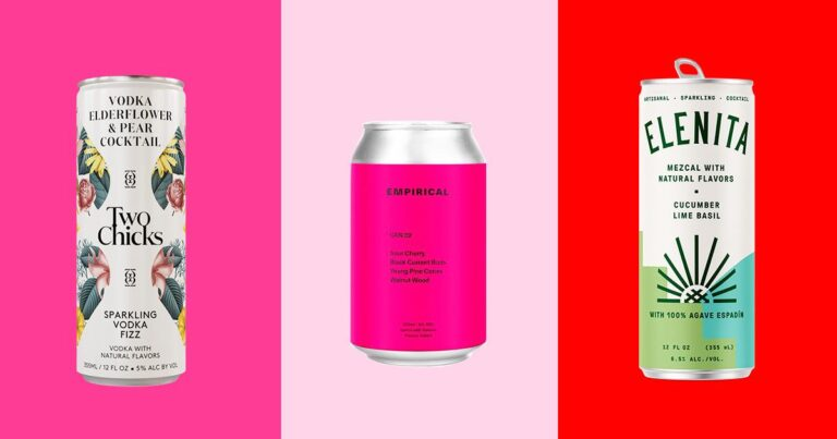 Drinks Experts on the Best Canned Cocktails 2021   The Strategist
