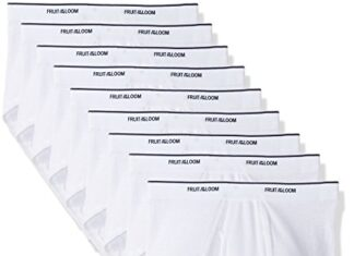 Fruit of the Loom Men's Tag-Free Cotton Briefs -