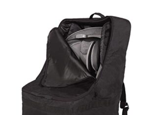 Ultimate Bag best Padded Car Seat Travel-1 -