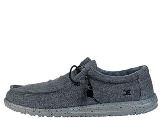 Hey Dude Men's Wally Stretch Loafer Shoes -