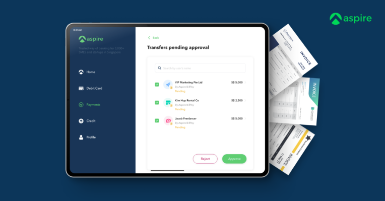 Aspire's business accounts reach $1B in annualized transaction volume one year after launching – TechCrunch