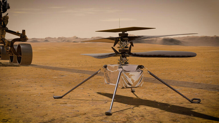 NASA Invites Public to Take Flight With Ingenuity Mars Helicopter – Watts Up With That?