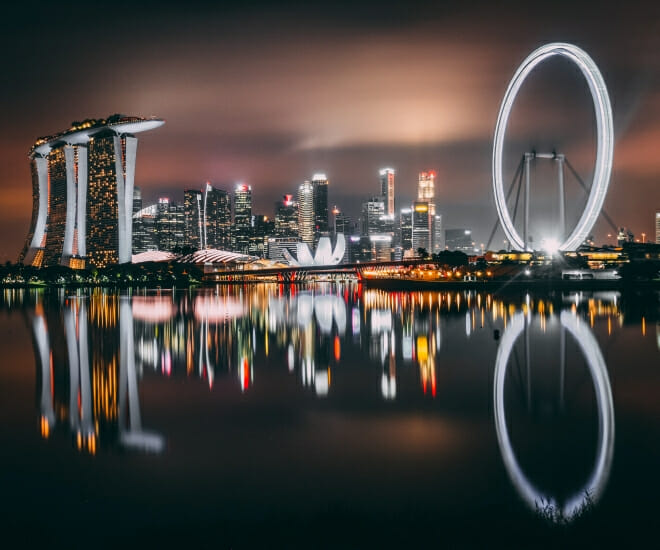 The Lion City is Becoming a Sanctuary for the Super Rich